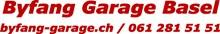 Byfang Garage AG Basel