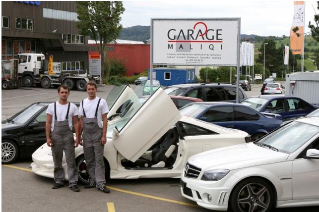 Garage maliqi gmbh in 8472 seuzach oberohringen for Garage volkswagen flers