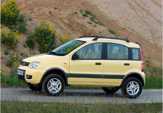 fiat panda 1 3jtd climbing 4x4 diesel neuwagen autoscout24. Black Bedroom Furniture Sets. Home Design Ideas